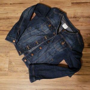 Jackets & Blazers - Denim jacket